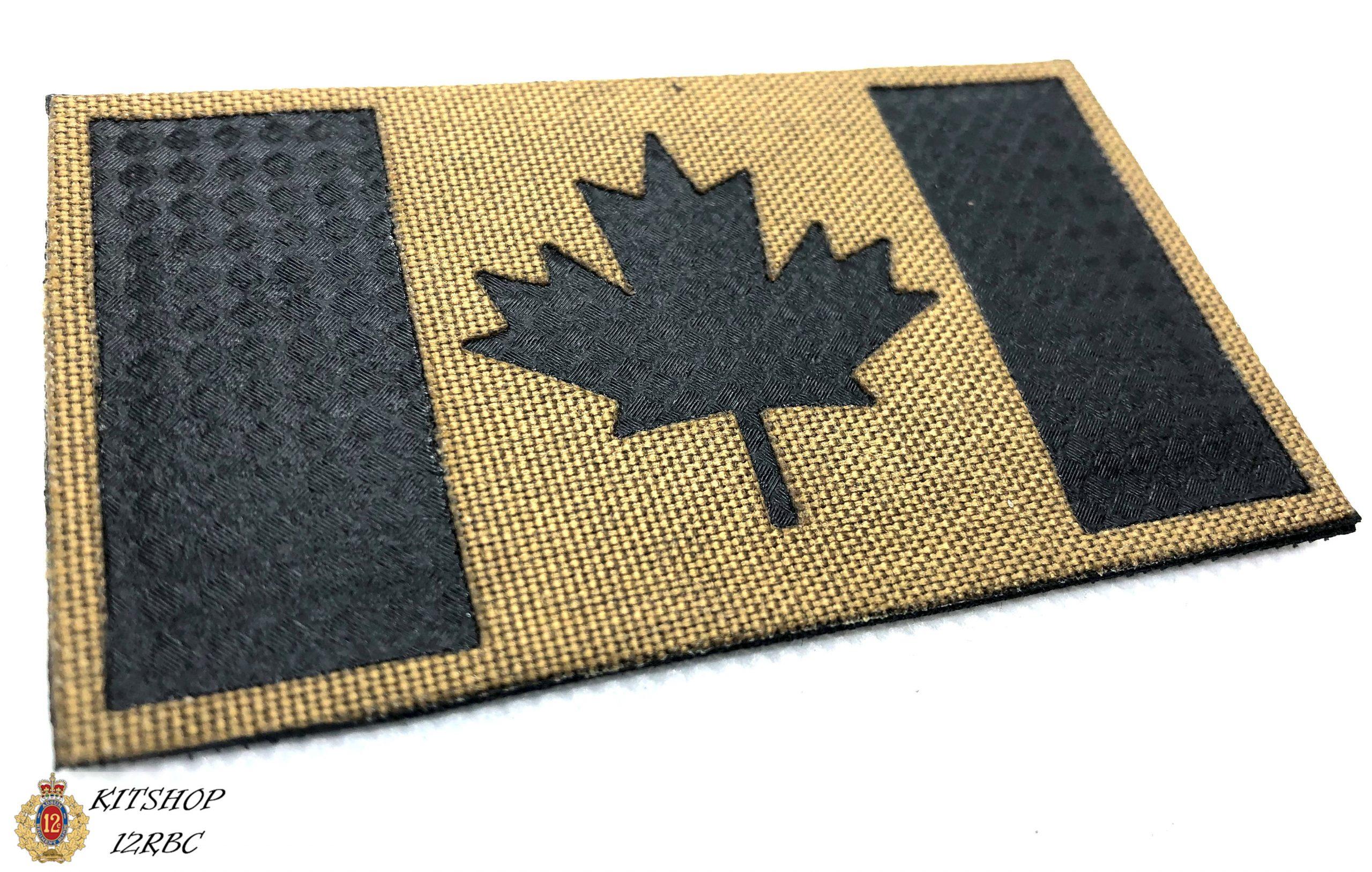 CANADA LASER ENGRAVED – TAN