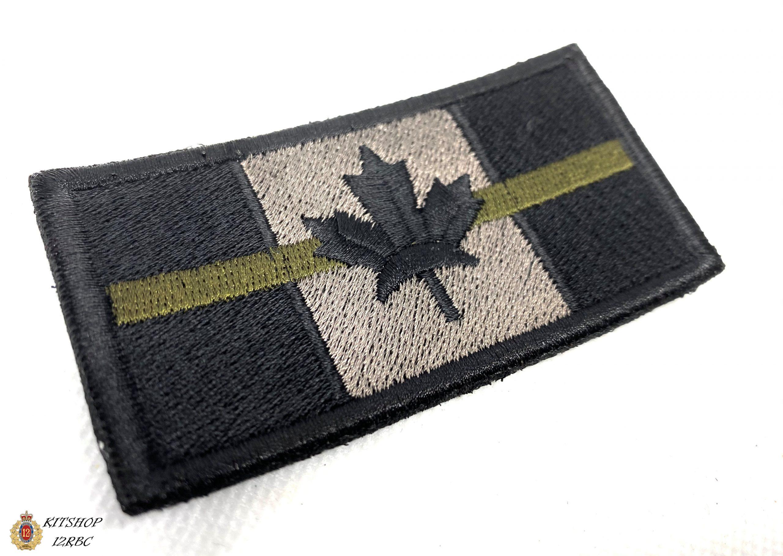 CANADA THIN GREEN LINE