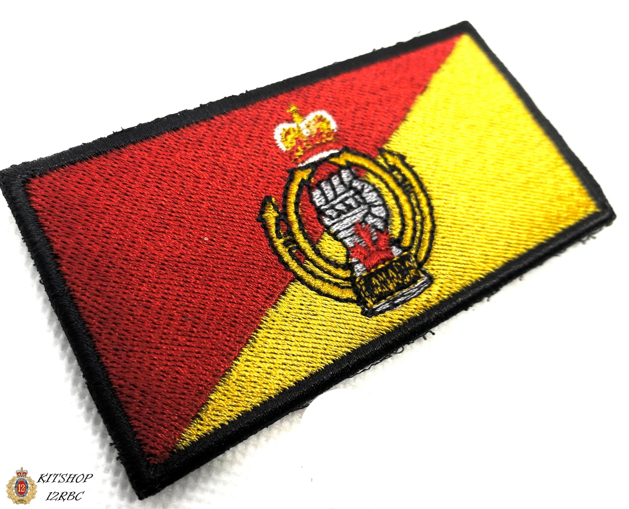 FLAG POING BLINDÉ